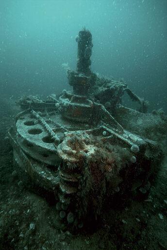 Scapa Flow – ultimativ vragsafari