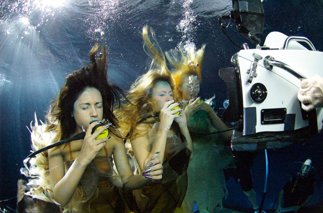 The underwater stage – hvor uv-stunts bliver til filmvirkelighed