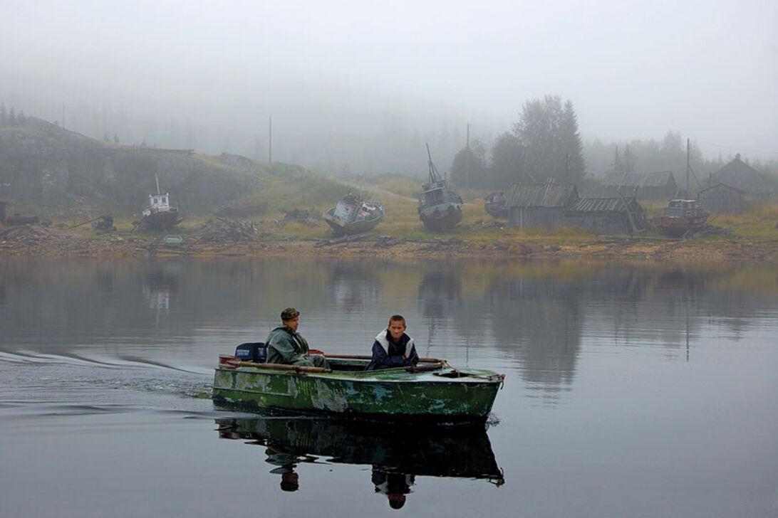 Hvidehavet – dykning i det nordlige Rusland