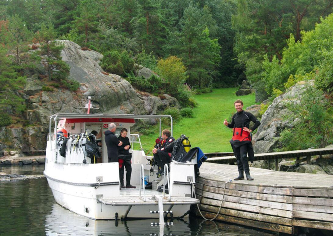 OWUSS-scholarship – Tour d'Scandinavia