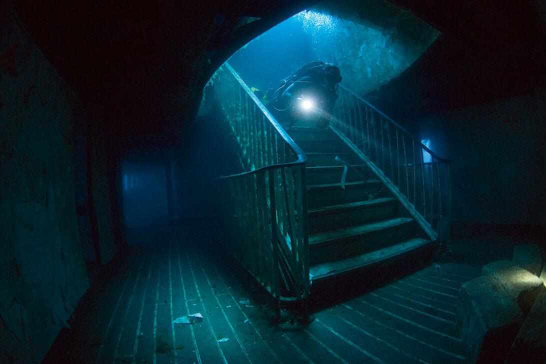 Joakim Tenglin – med dykning som erhverv