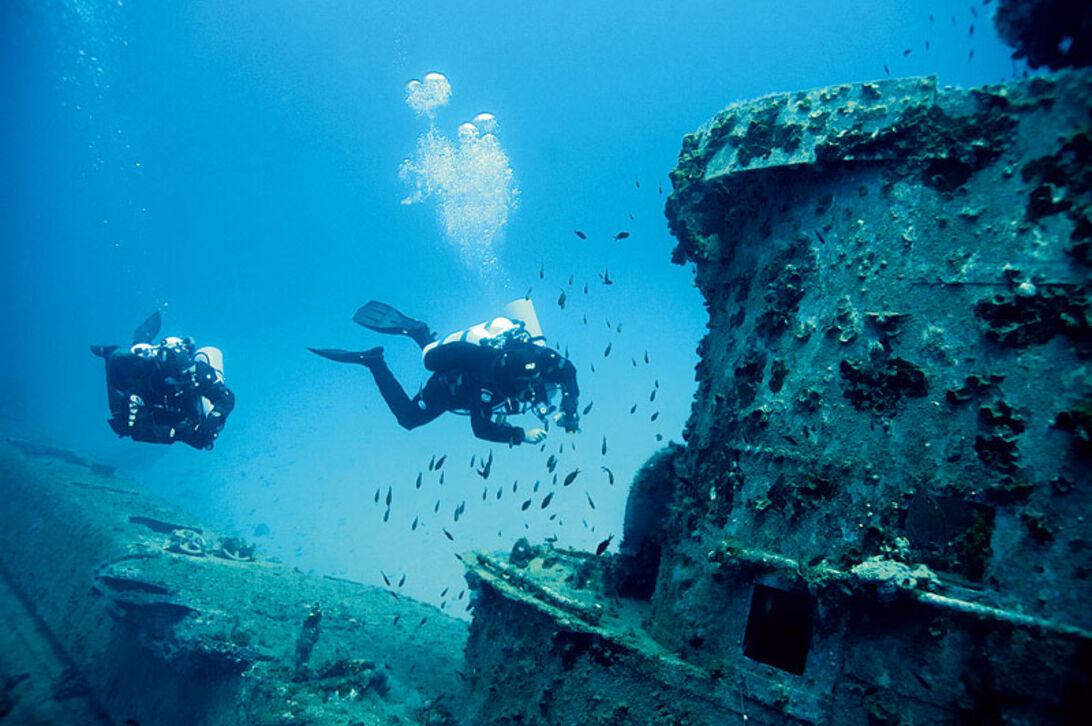 Malta – dybe vrag