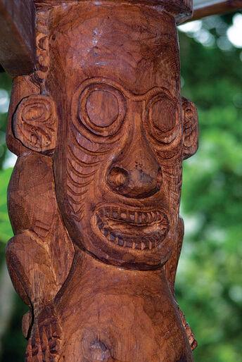 Tawali – naturens overflødighedshorn