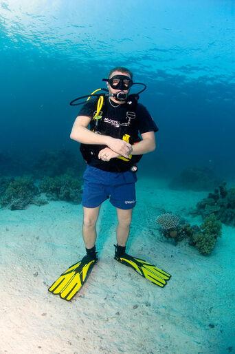 Perfekt opdrift – dykkerens vigtigste færdighed