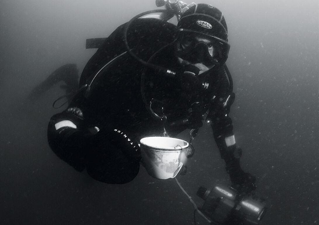 Hindsholm – dykning på Fyns spids