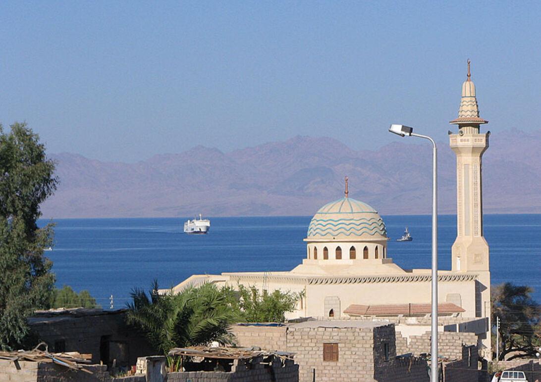 Nuweiba – CDWS præsenterer: Rødehavet fra nord til syd