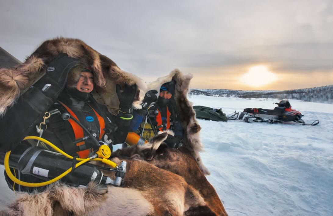 Nordnorge – kolde kår i Kirkenes