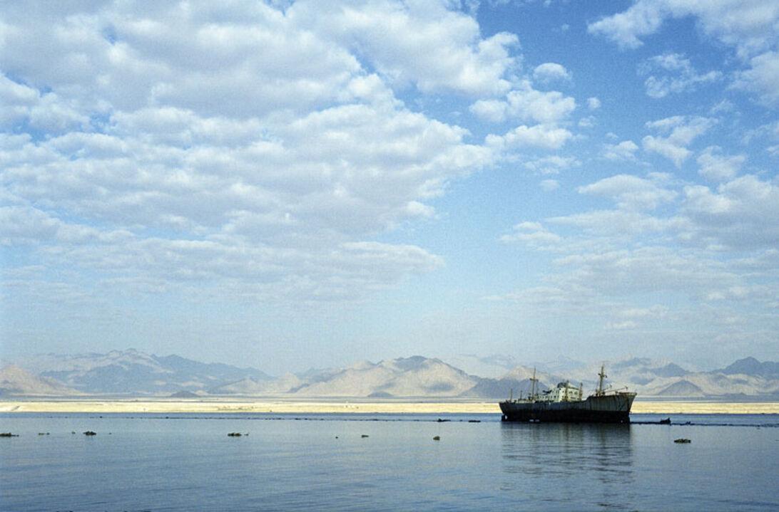 Rødehavet – fra nord til syd