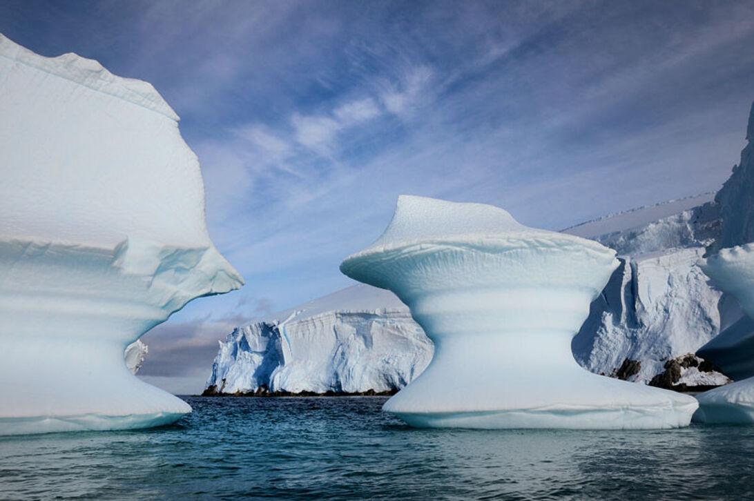 Antarktis – den yderste grænse