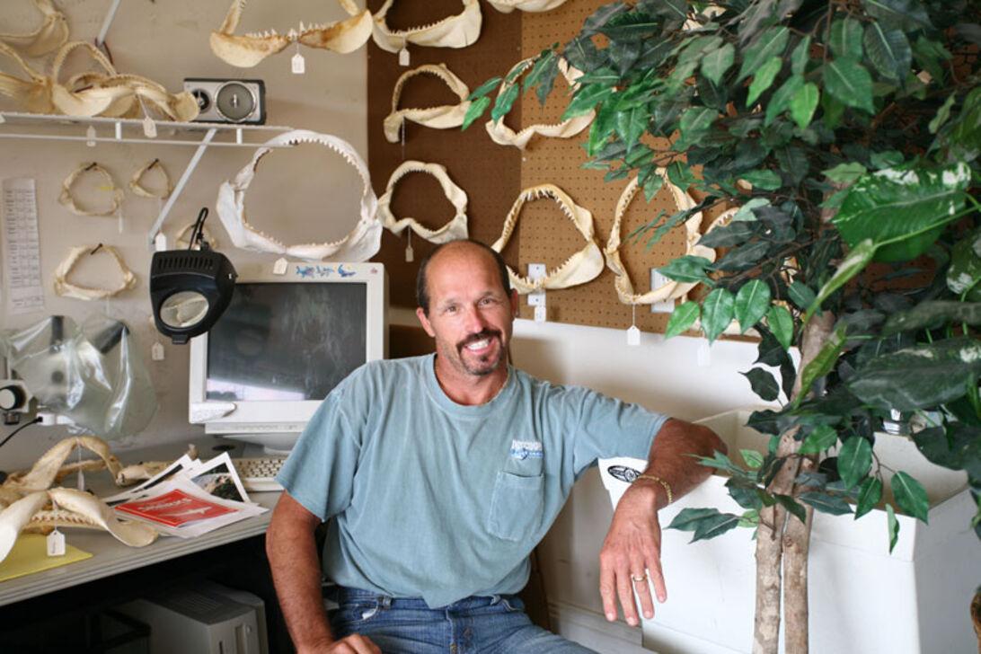 Dr. Erich Ritter – der er ingen farlige hajer – kun farlige situationer