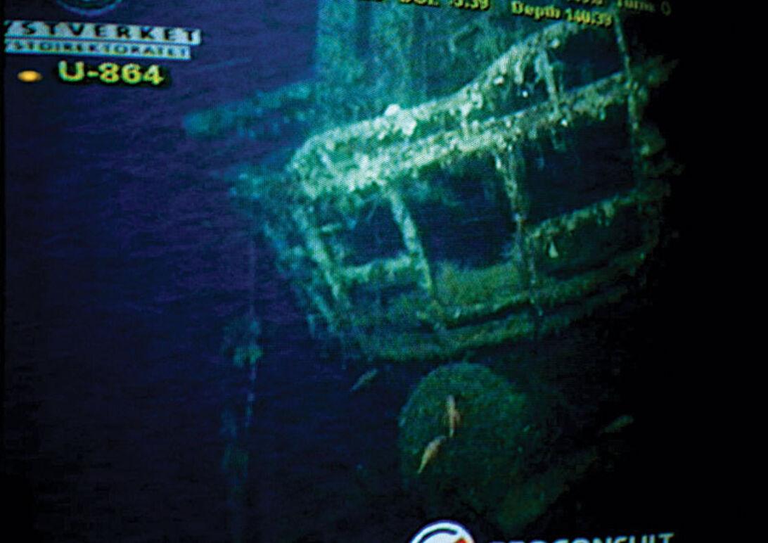Hvis kviksølvet stiger – ubåd i Norge
