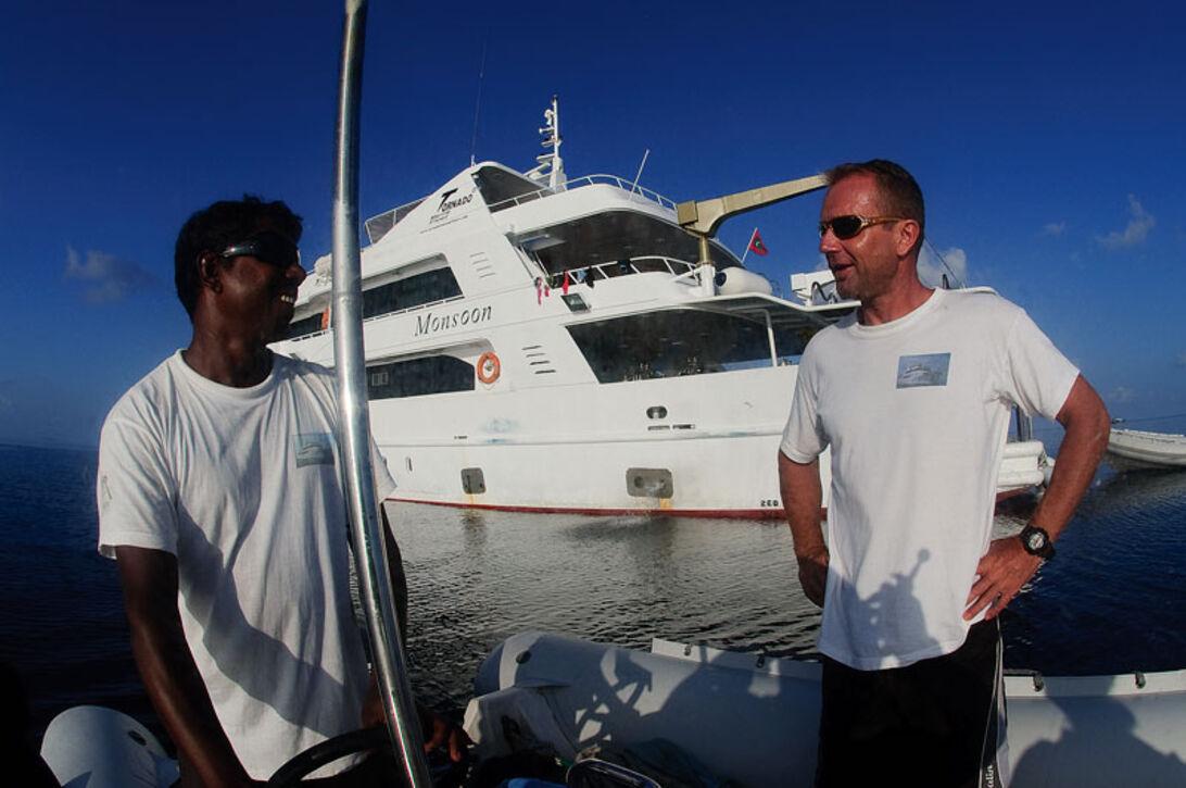 Mantastisk! – På atol-safari i Maldiverne