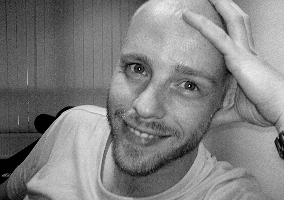 Anders Nyberg – debuterede med forsidebillede