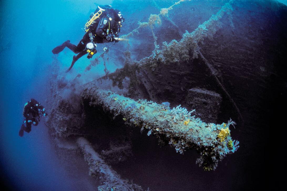 HMS Manchester – den sovende kæmpe