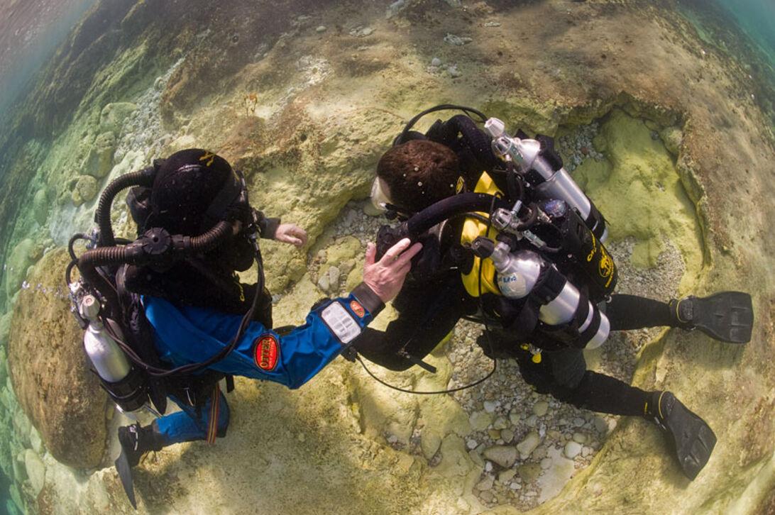 Poseidon Discovery CCR – hellukket sportsdykker-rebreather