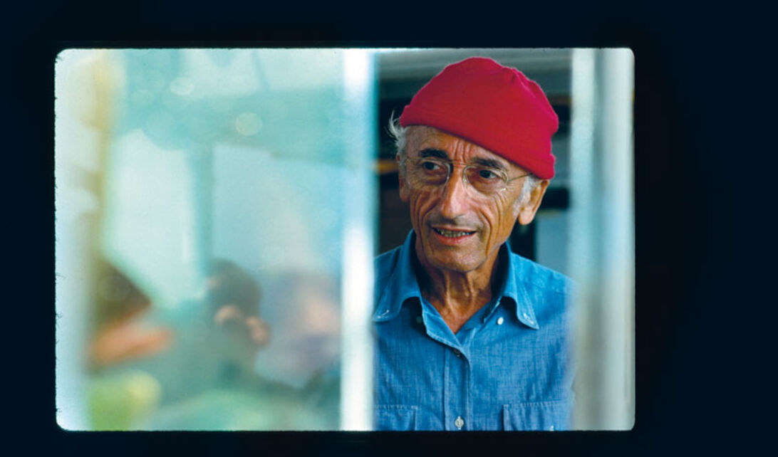 Jacques-Yves Cousteau - 100 år