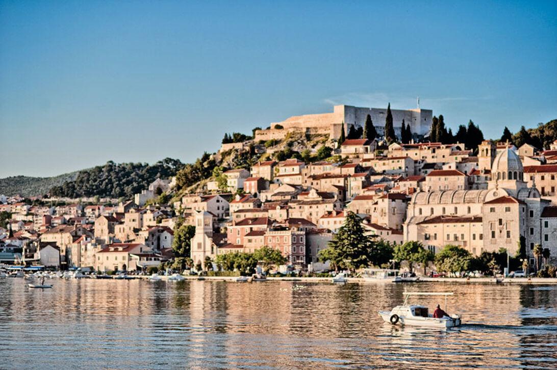 Krydstogt i Kroatien