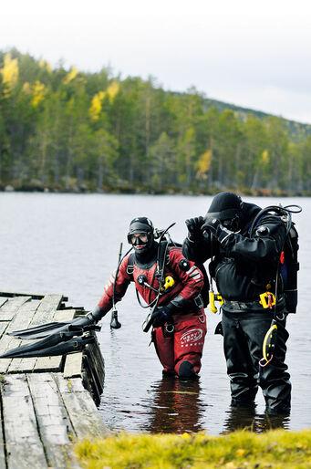Fire favoritter fra Norrland – langt oppe i Østersøen