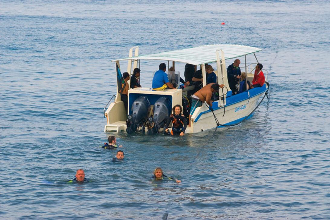 Frem og til Bali – to resorts