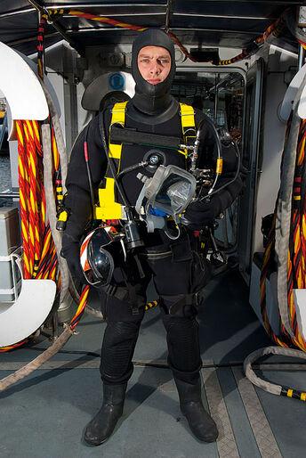 Northern Diving Group – dykker på atomubåde
