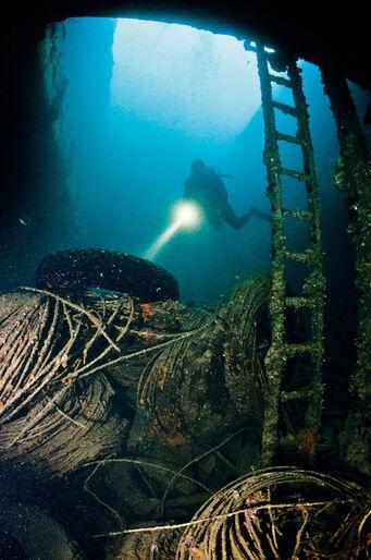 SS Turkia – Suez-golfens bedste vrag