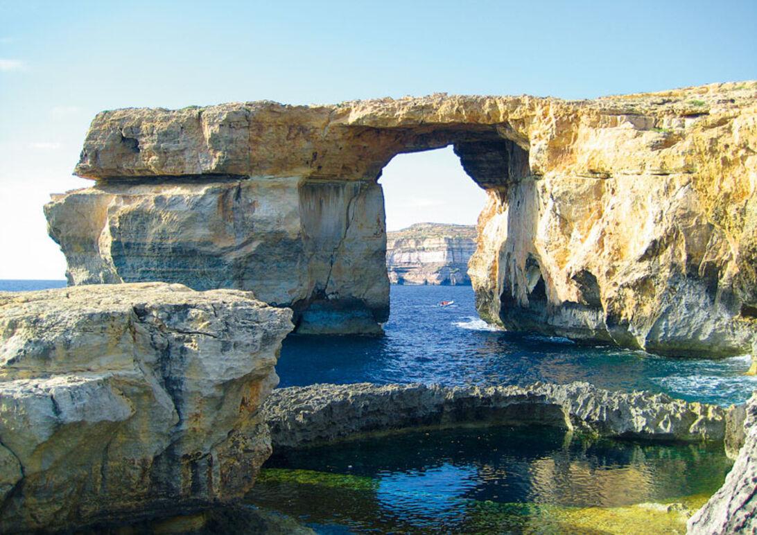 Gozo – Perlen i Middelhavet