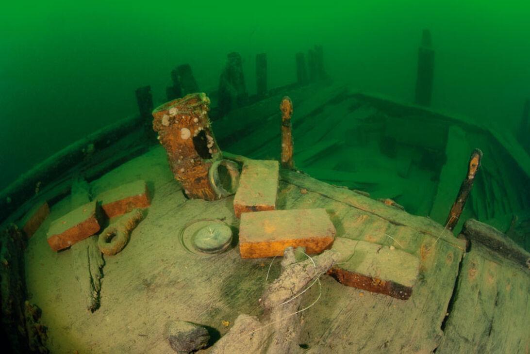 Vätteren – Sveriges bedste dykkesø