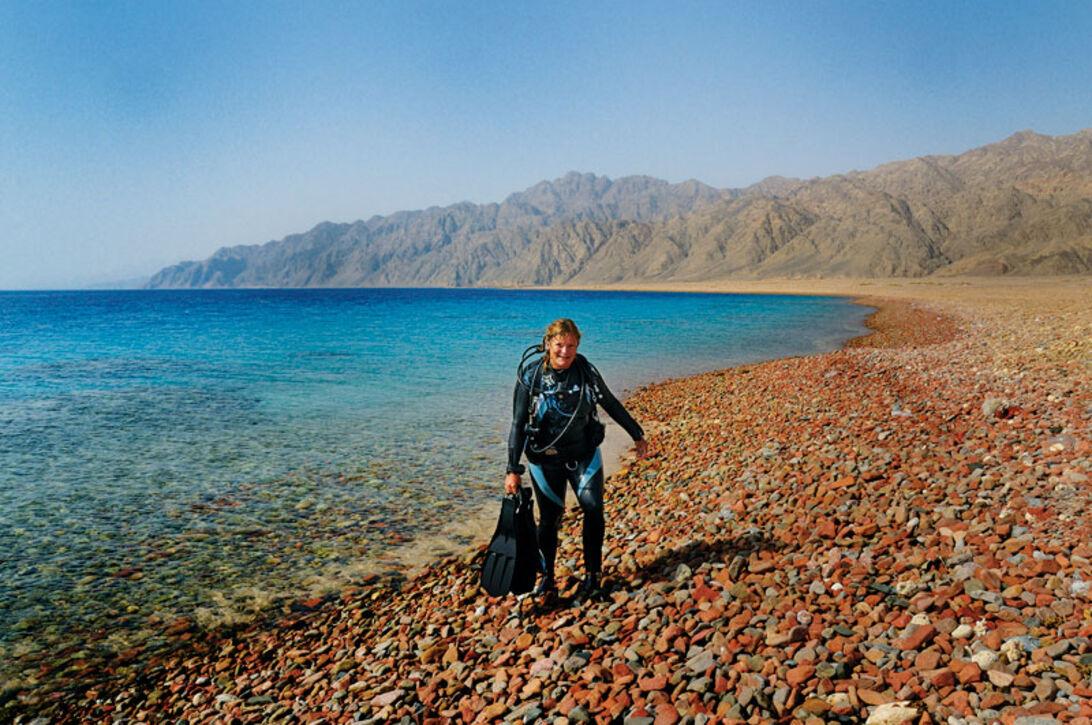 Dahab – En oase på Sinai