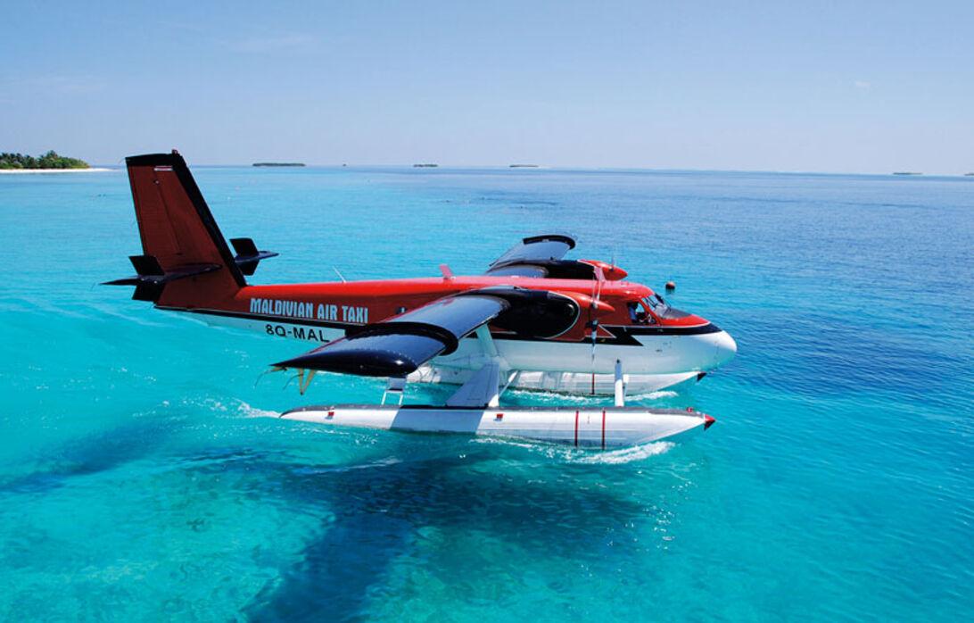 Maldiverne – her er du altid tæt på havet