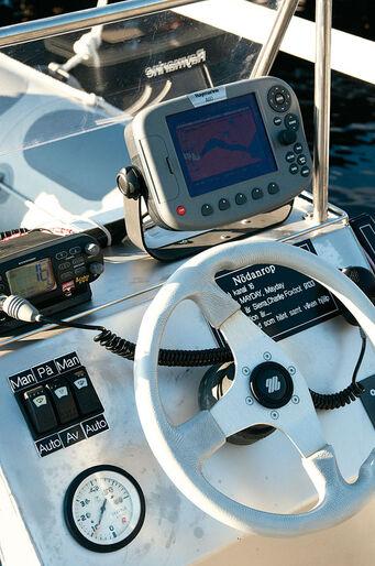 Båddykning - Sikre og fornøjelige ture i mindre fartøjer