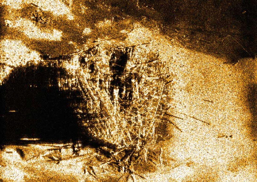 Mageløse Mars – endelig fundet efter 447 år på havets bund