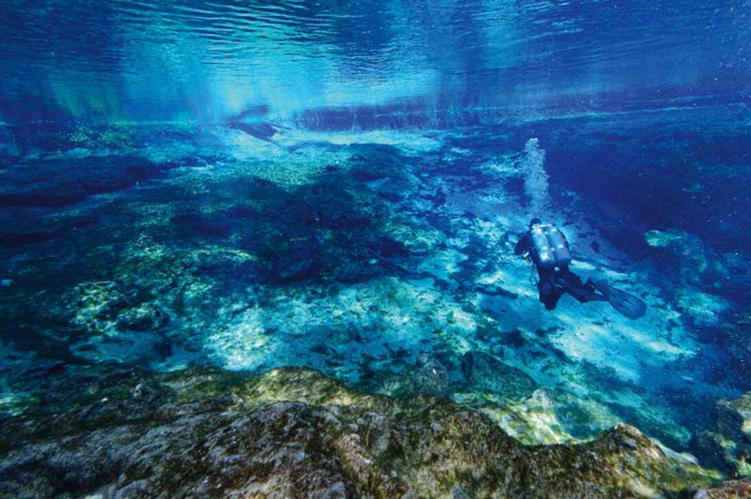 Florida Cave Country – hvor solen aldrig skinner