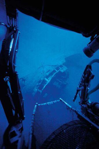 Dyk til 300 meter – aquanaut for en dag
