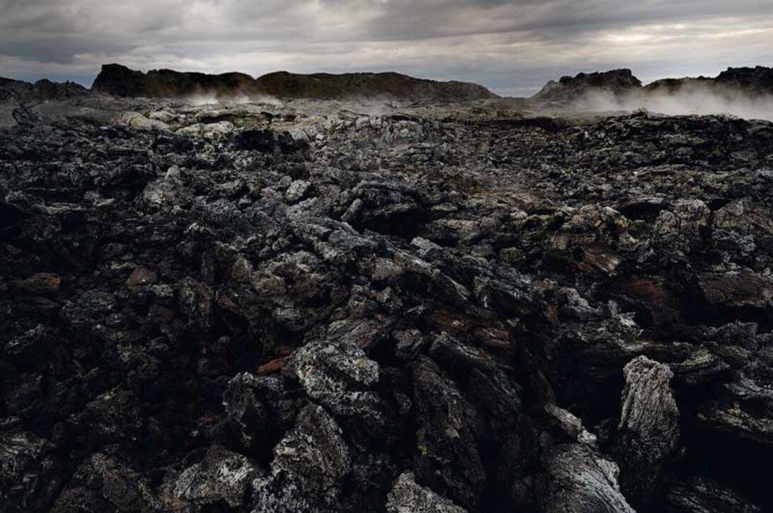 Island – Landet af ild og is