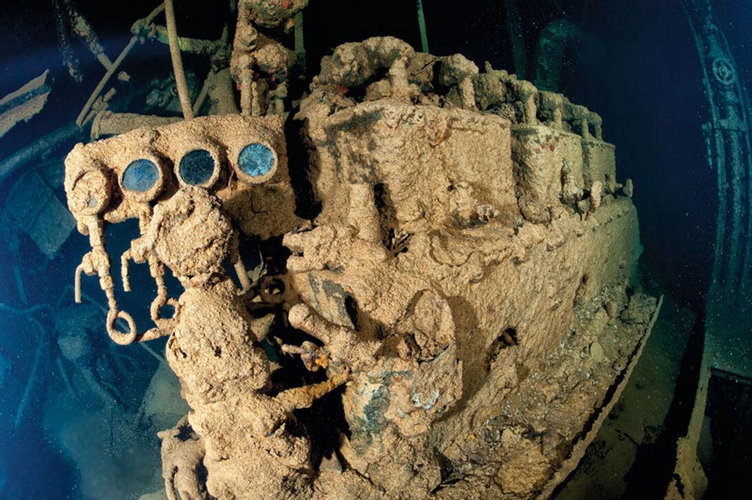 Truk Lagoon – Tidsmaskine tilbage til Operation Hailstone