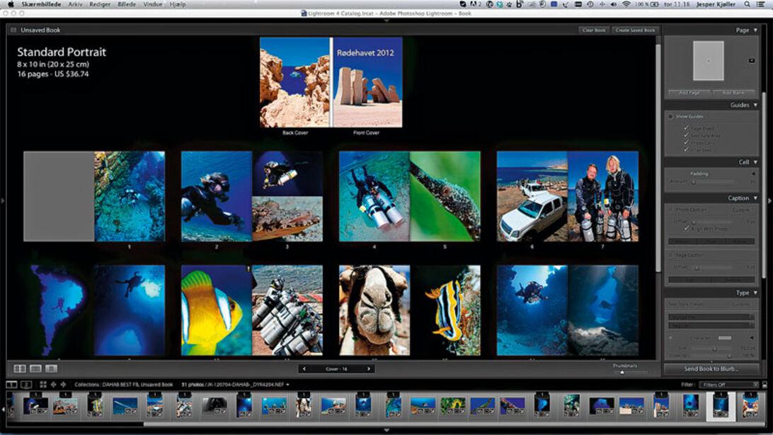 Markos fotoalmanak 6. del – – eksporter dine billeder