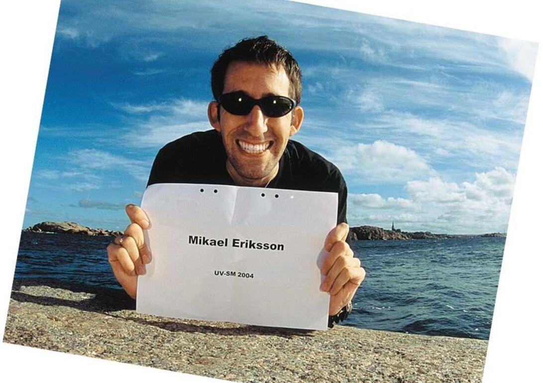 Mikael Eriksson – stædig fotograf
