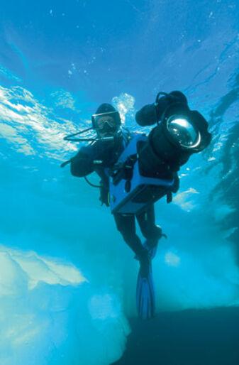 Levende billeder #1 – en undervandsfilmskole i tre dele
