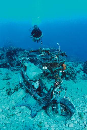 Cypern – en dykkerejse værd?