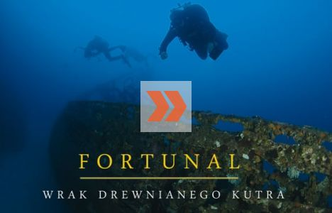 Fortunal Wreck. Video: Marcin Trzcinski