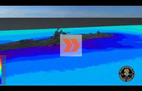 Sonar af HMS Tarpon