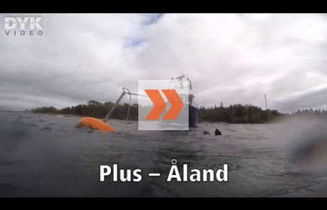 Vraget Plus ved Åland