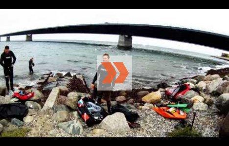 Storebælt Åben – se videoen