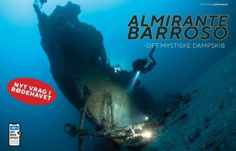 Almirante Barroso – det mystiske dampskib