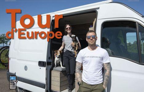 Tour d'Europe – Ud og se med Linn & Mattias
