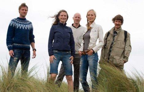 Tv-dokumentar – Danmark Kyst til Kyst