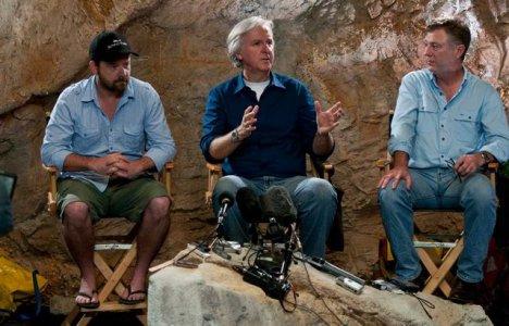 Cameron-film om huledykning