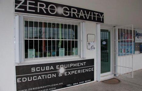 Zero Gravity flytter