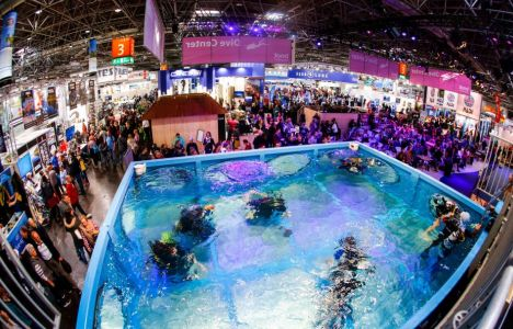 Boot Düsseldorf 2020 – Dive Center