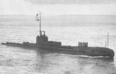 HMS Sturgeon